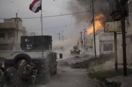 العراق : توقف المعارك بالموصل وقلق أممي حيال أوضاع المدنيين