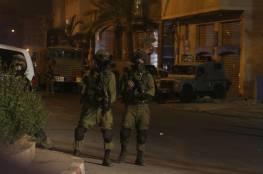 اعتقال فتى بحوزته سكين قرب الحرم الإبراهيمي بالخليل