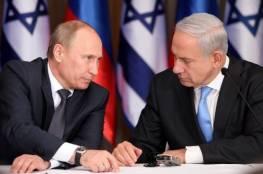 سر اعتراف بوتين بالقدس الغربية عاصمة لإسرائيل