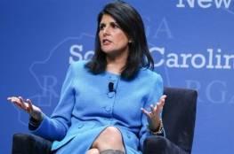 """السفيرة الأمريكية بالأمم المتحدة: ترامب يعتبر روسيا """"مشكلة"""""""