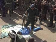 فيديو: لحظة إعدام مغتصب الطفلة اليمنية رنا... فيديو مروع
