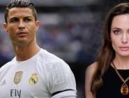 حرب سوريا تجمع أنجلينا جولي وكريستيانو رونالدو!