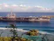 التوتر الأمريكي الكوري.. حاملة طائرات تتجه لبحر اليابان
