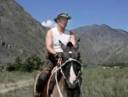 بوتين «القوي» يروي لأول مرة قصة سقوطه من فوق ظهر جواد