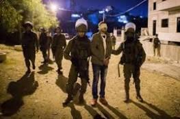 جيش الاحتلال يعتقل 16 فلسطينيًا......بالضفة والقدس