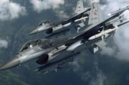 """سلاح الجو التركي  يدمر مواقع لـ""""بي كا كا"""" شمالي العراق"""