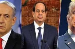 """ادعاءات """"اسرائيلية"""" عن اقامة دولة فلسطينية بسيناء ...ومصر تنفي"""