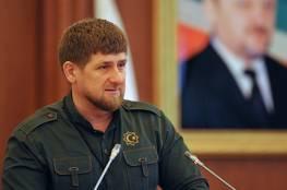 رئيس الشيشان يقول إنه مستعد للموت من أجل بوتين