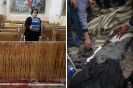 أبو البراء و أبو اسحاق ..منفذي هجومي الكنائس في مصر