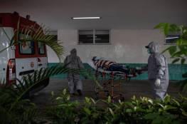 البرازيل.. اكتشاف حالتَي إصابة بالسلالة الجديدة من كورونا
