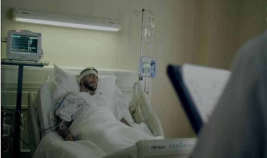 تامر حسني في المستشفى.. وهذه تطورات حالته الصحية؟