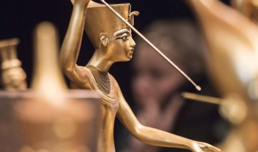 هل هو جيش فرعون الغارق ؟ العثور على 400 هيكل عظمي وعتاد وأسلحة
