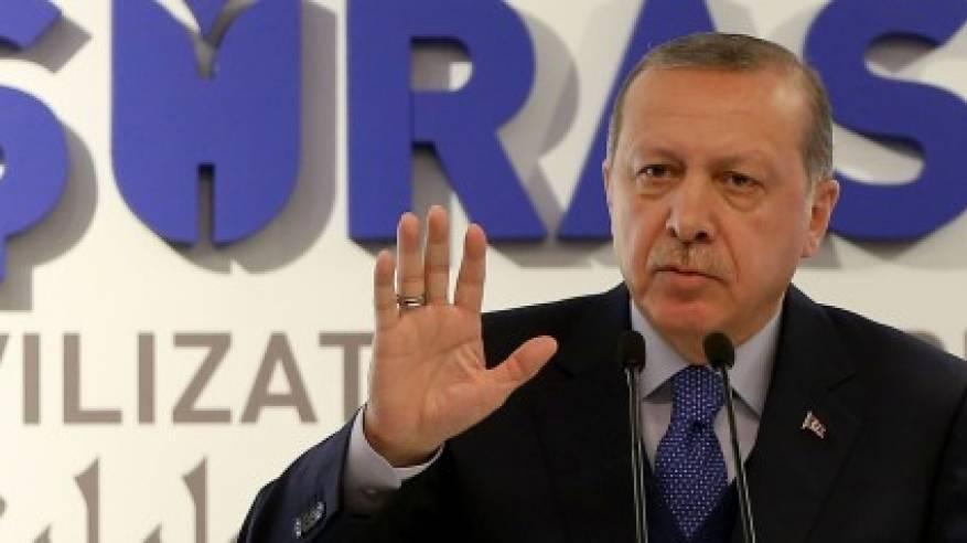 """تركيا : المسلمون ليسوا حقل تجارب للثقافات والأديان الأخرى.. أردوغان ينتقد استخدام زعماء غربيين لـ""""الإرهاب الإسلامي"""""""