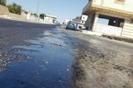 فيديو: بسبب موجه الحر الشديدة انصهار الأسفلت في الكويت