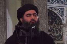 العراق ....... مصادر: البغدادي هرب إلى الصحراء وكل تركيزه على البقاء حياً