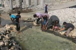جيش النظام السوري يستعيد محطة رئيسية تمد مدينة حلب بالمياه