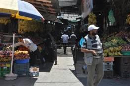انخفاض اسعار المواد الاستهلاكية في السوق الفلسطيني