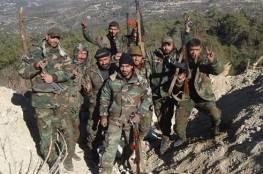 نشر قوات للنظام على الخطوط الأمامية في عفرين