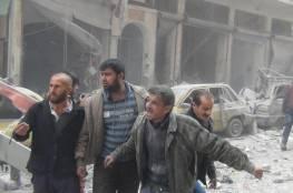سوريا : مقتل 11 بضربات جوية على شمال دير الزور