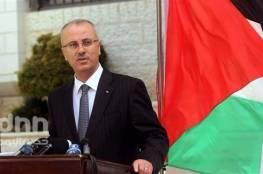 الحكومة الفلسطينية: حماس تجبي إيرادات غزة وتنفقها على نفسها