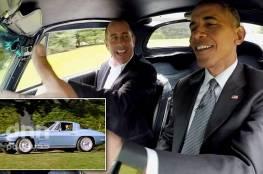 """سأعمل سائق تاكسي في شركة """"أوبر""""....باراك اوباما"""