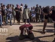 تنظيم داعش الإرهابي يعدم 19 مدنياً بينهم طفلان وامرأتان بديرالزور السورية