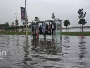 تركيا : مشاهد رهيبة لطوفان إسطنبول! فيديو وصور