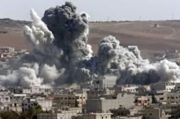 سوريا : مقتل 13 مدنياً بقصف صاروخي للنظام عل الغوطة الشرقية