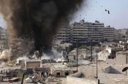 الأمم المتحدة: تورط طيران النظام باستخدام قنابل عنقودية في حلب
