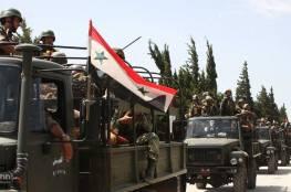 جيش النظام السوري يقترب من مثلث تدمر وتوقف عملياتها في آبار النفط