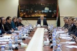 الحكومة تنفي إنهاء مهام مكتب الفريق الوطني لإعادة إعمار غزة
