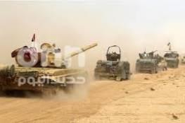 """العراق : مقتل 13 من """"داعش"""" و4 من الحشد الشعبي غرب الموصل"""