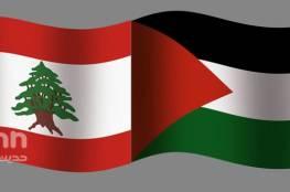 أوضاع المخيمات في لبنان يبحثها عزام الأحمد مع اللواء عباس إبراهيم