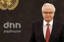 روسيا : وفاة سفير روسيا بالأمم المتحدة فيتالي تشوركين