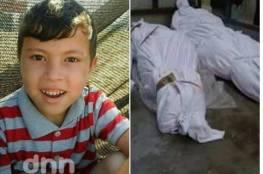 فلسطين : الأب طعن أبنائه الثلاثة قبل اشعال النار بنفسه