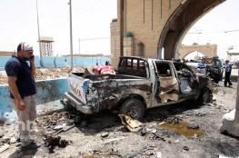العراق : هجوم انتحاري يوقع قتلى في ديالى