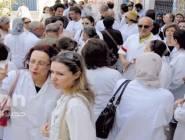 إثر توقيف طبيبة متهمة بارتكاب خطأ طبي إضراب في تونس
