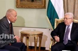 أبو الغيط وعباس يبحثان تطورات القضية الفلسطينية في القاهرة