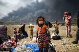 العراق : مخاوف من سقوط أطفال الموصل في دوامة الفقر والصراع