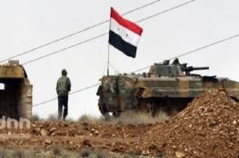 النظام السوري ينفذ اعتقالات جماعية......بعد استعادته الأرض