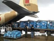 المغرب يرسل طائرات محملة بمواد غذائية إلى دولة قطر