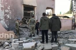 سقوط قتيل بقذيفة أطلقت من سوريا على بلدة حدودية مع تركيا