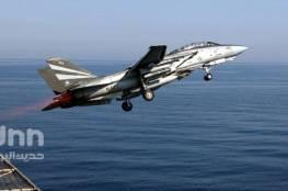 غارات يشنها التحالف الدولي على مواقع داعش في العراق وسوريا