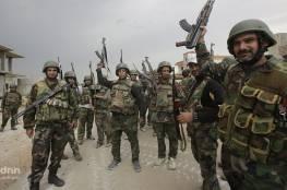 قوات الجيش السوري تصد هجوماً لداعش على مطار السين العسكري