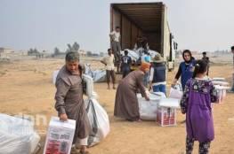العراق :  الأمم المتحدة تعلق تسليم مساعدات في الموصل بسبب هجمات داعش