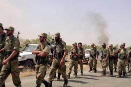 "سوريا : ""درع الفرات"" تكسر دفاعات داعش وتتوغل بالباب"