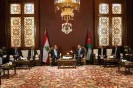 عمان و بيروت بخندق واحد  في التصدي للإرهاب (صور)