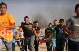 فلسطين : استشهاد فتى برصاص جيش الاحتلال في مواجهات بقطاع غزة