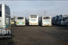 جيش الاحتلال يمنع الحافلات القادمة من أراضي 48 من التوجه للأقصى