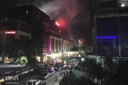 """تنظيم داعش يتبنى الهجوم على """"منتجع مانيلا"""""""